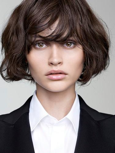 Стрижки и прически на короткие волосы 2 15: фото