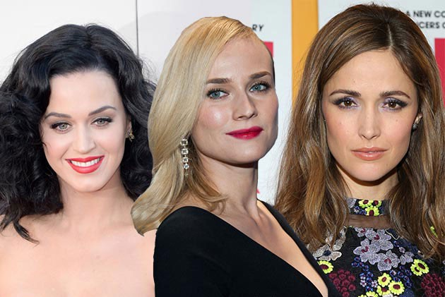 Medium-length hairstyles for women with any face shape