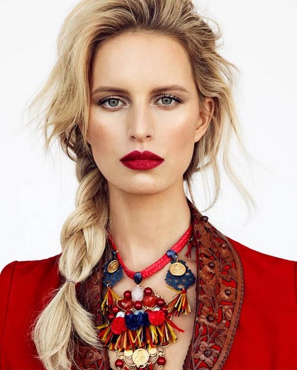 8 цветов в одежде, которые подходят всем блондинкам — удачные оттенки и сочетания