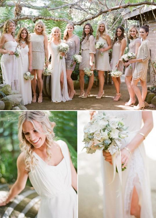 Организовать свадьбу в стиле бохо шик