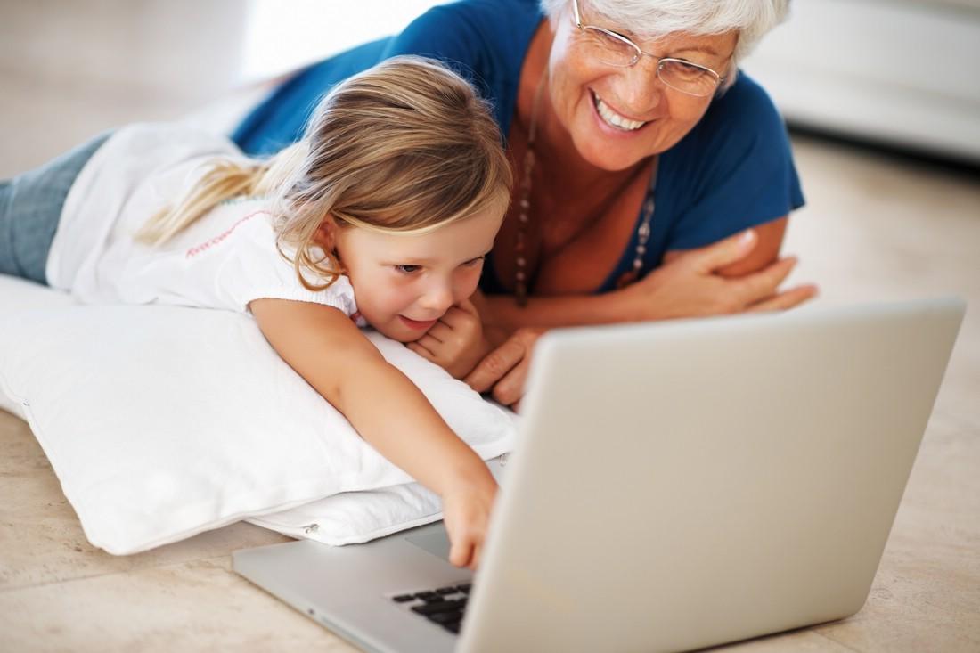Бабушки бывают разные