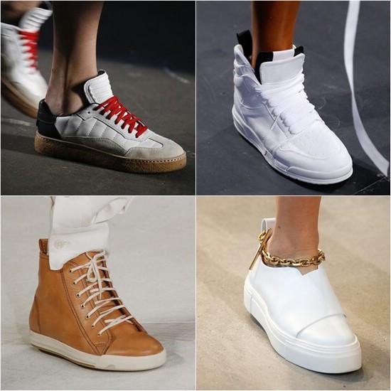 Модная летняя обувь 2016 фото