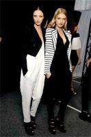 Черный и белый — модный тренд