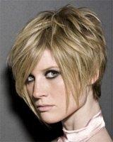 Фактурные прически для волос средней длины