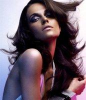 Филированные градуированные стрижки для длинных волос