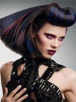 Соблазнительные цвета волос для зимы