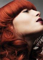 Эффектные цвета волос
