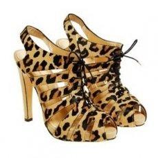Обувь с животными принтами