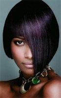 Прически для выпрямленных волос