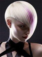 Авангардные идеи окрашивания волос 2011