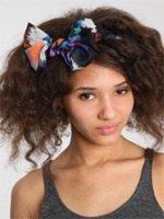 Стильные аксессуары для волос