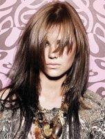 Модные градуированные прически для длинных волос
