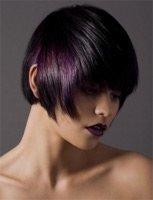 Варианты красивого мелирования волос