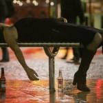 Молодые люди лишаются воспоминаний из-за алкоголя