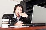 Низкая производительность труда является результатом недосыпания