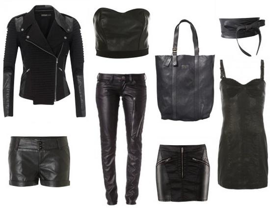 Как сделать черный наряд интересным | Женский журнал Менина.Ру