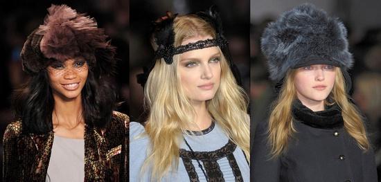 Самые модные аксессуары осени 2011