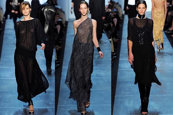 Как сделать черный наряд интересным