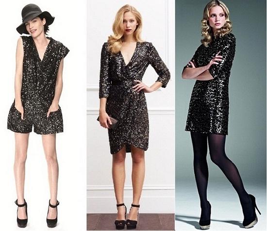 Модный выбор для праздничной вечеринки