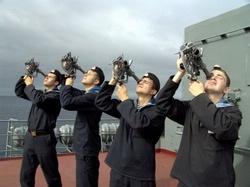 26 января — День штурмана ВМФ РФ