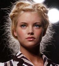 Прическа из косичек – модный и практичный тренд сезона 2012