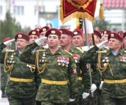 27 марта — День внутренних войск МВД России