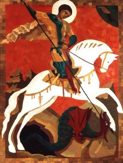 6 мая — День святого Георгия Победоносца