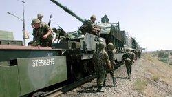 6 августа — День железнодорожных войск