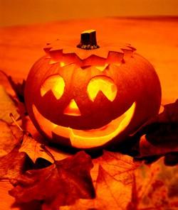 31 октября — Хэллоуин — канун Дня всех святых