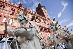 18 февраля — Карнавал в Базеле — Фаснахт