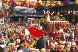 13 февраля 2013 — Карнавал в Германии