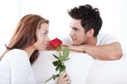 Свидание в День всех влюбленных