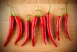 Красный перец для похудения