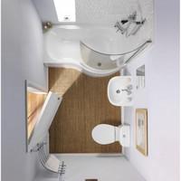 Нюансы дизайна маленькой ванной комнаты