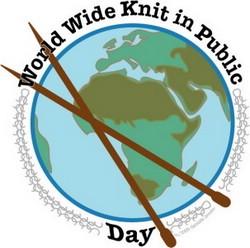 8 июня 2013 — Всемирный день вязания на публике
