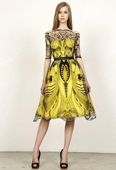 Покупаю платья Alexander McQueen