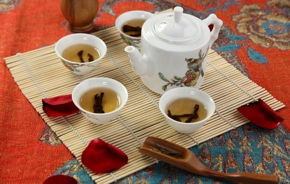 Люблю китайский чай