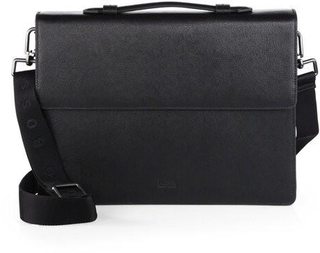 Кожаный портфель для руководителя — отличный подарок
