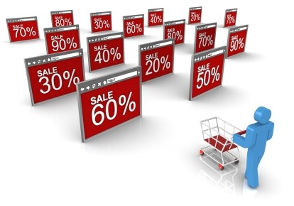 Купоны помогают сэкономить при покупке белья