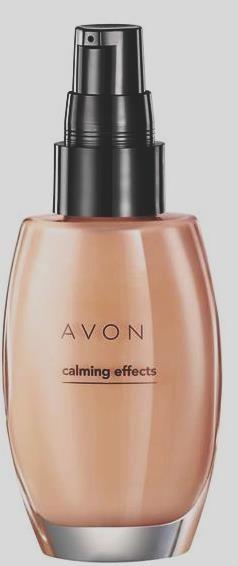 """Avon, Тон для лица с успокаивающим действием """"Спокойное сияние"""""""