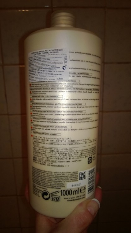 Шампунь-ванна Kerastase Nutritive Nutri-Thermique