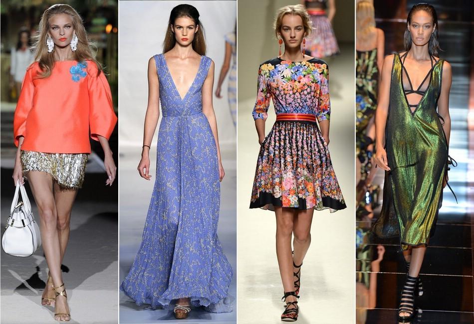 Модные весенние тенденции