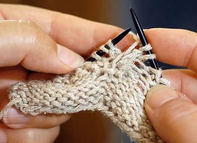 Вязание: новое старое хобби