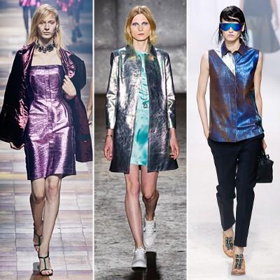 Тенденции моды весны 2014