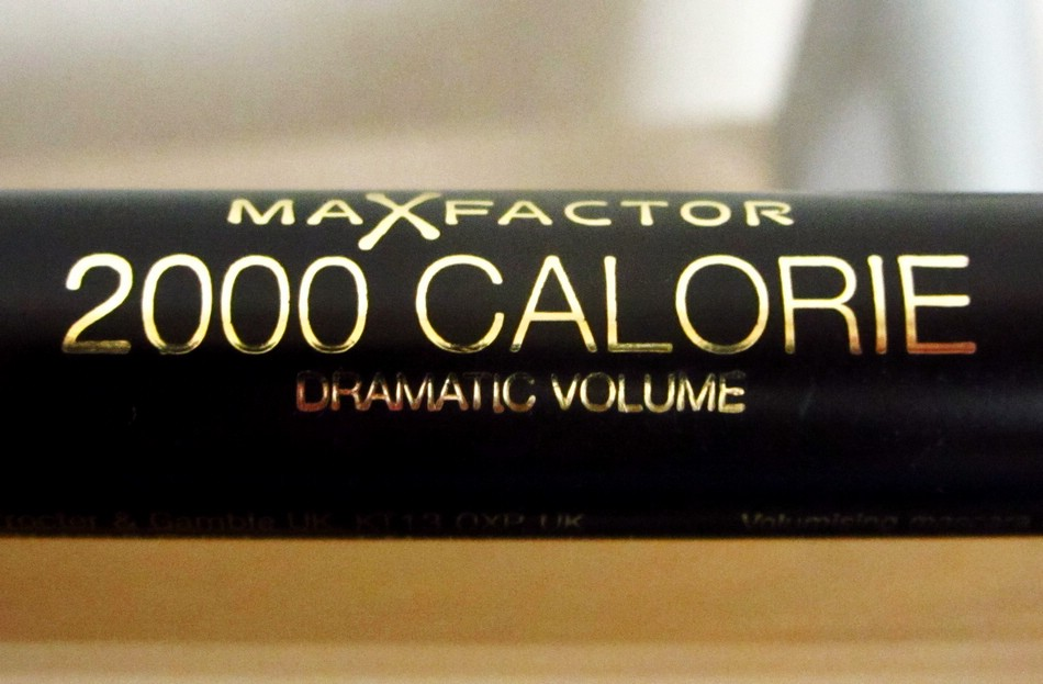 Тушь для ресниц Max Factor 2000 Calorie Dramatic Volume