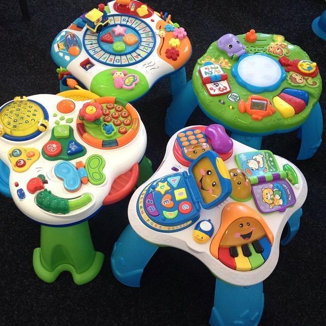 Какие игрушки любят дети