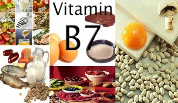 Витамин В7 Биотин
