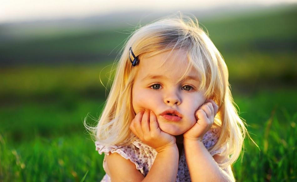 Медлительный ребенок