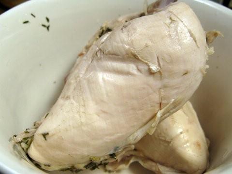 Как варить куриную грудку