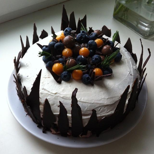 Самые популярные торты в России